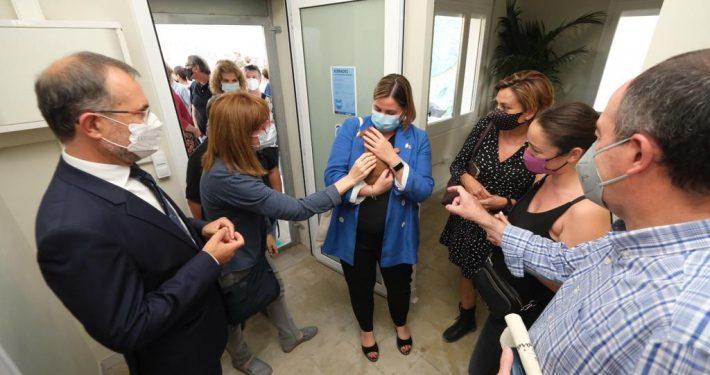 Agnès Lladó inaugura La Casa dels Animals